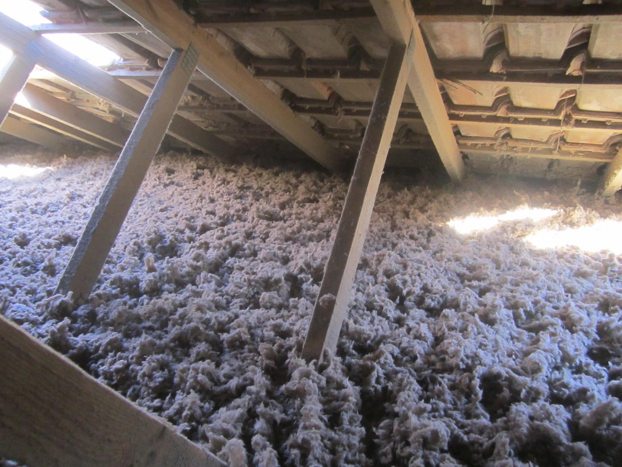 Isolation de toiture adroits for Prix m2 laine de roche soufflee